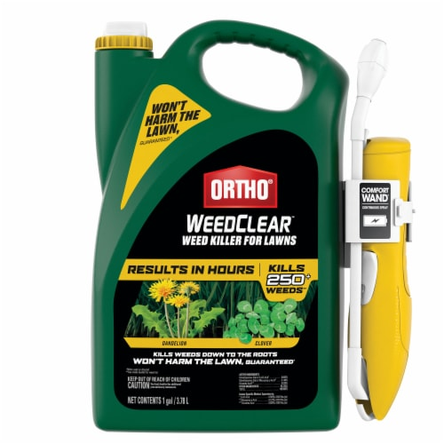 Ortho® WeedClear with Wand Weed Killer Perspective: front