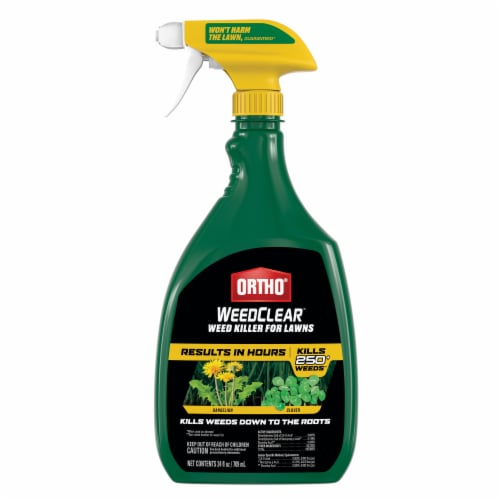 Ortho® WeedClear Weed Killer Perspective: front