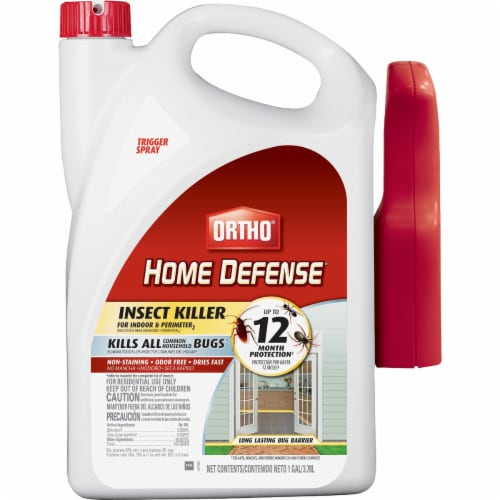 Ortho® Home Defense Max Insect Killer for Indoor & Perimeter Perspective: front