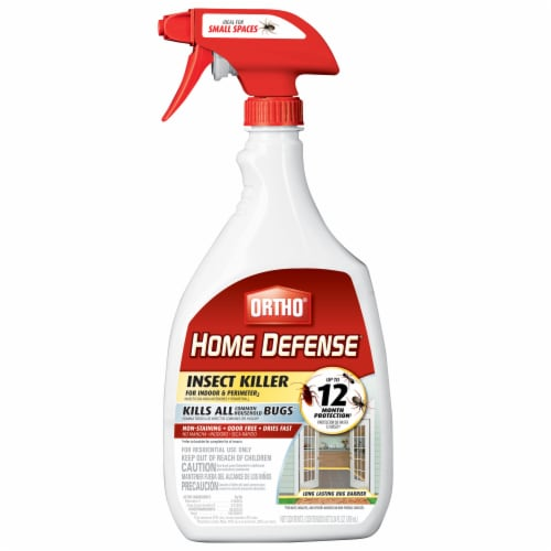 Ortho® Home Defense® Indoor and Perimeter Insect Killer Perspective: front