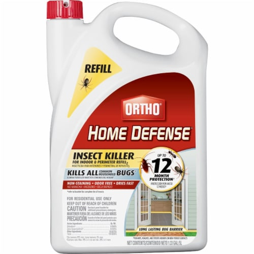 Ortho Home Defense 1.33 Gal. Ready To Use Refill Insect Killer Refill 0221910 Perspective: front