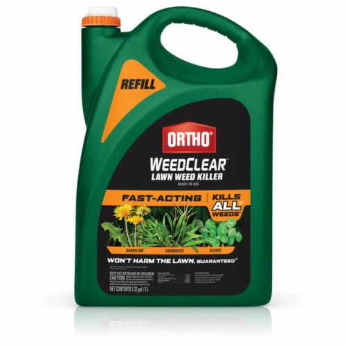 Ortho WeedClear 1.33 Gal. Ready To Use Refill Northern Lawn Weed Killer 0447605 Perspective: front