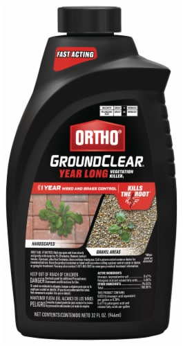 Ortho® GroundClear Year Long Vegetation Killer Perspective: front