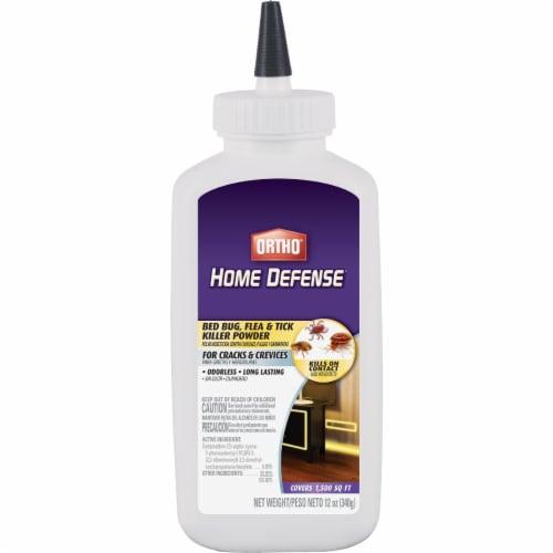 Ortho Home Defense 12 Oz. Powder Bedbug Killer 4389005 Perspective: front