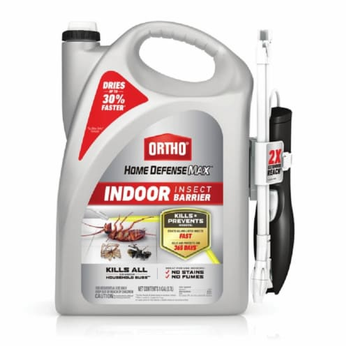 Scotts Ortho Roundup 262122 1 gal Ready to Use Indoor Insect Barrier Perspective: front