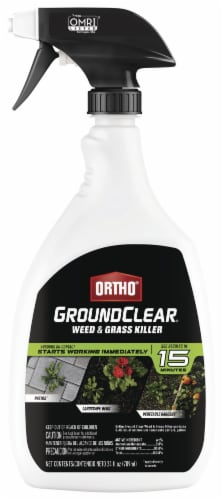 Ortho® GroundClear Weed & Grass Killer Perspective: front
