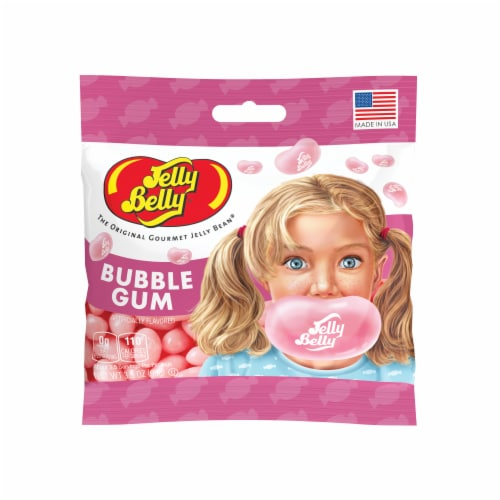 Jelly Belly Bubble Gum Flavored Jelly Beans Perspective: front
