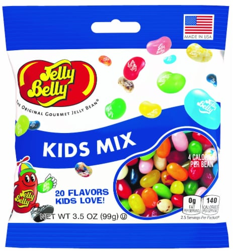 Jelly Belly Kids Mix Jelly Beans Perspective: front
