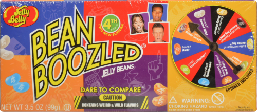 Jelly Belly Beanboozled Gift Box Perspective: front