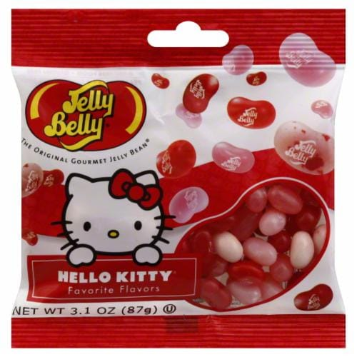 Jelly Belly Hello Kitty Jelly Beans Perspective: front