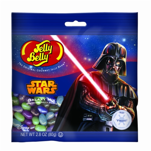 Jelly Belly Star Wars Bag Mix Candy Perspective: front