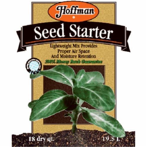 Hoffman 30118 18 Quart Seed Starter Perspective: front