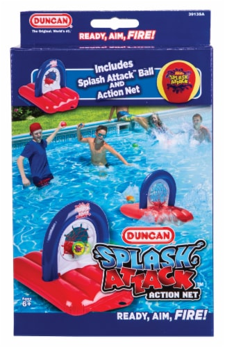 Duncan Splash Attack Action Net Set Perspective: front