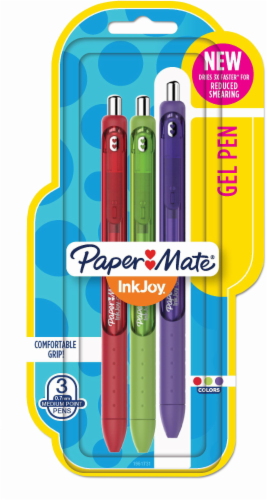 Paper Mate® Ink Joy 0.7mm Medium Point Gel Pens Perspective: front