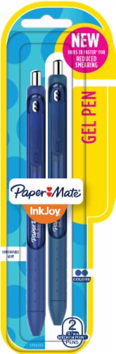 Paper Mate® Ink Joy 0.7mm Medium Point Gel Pen - Blue Perspective: front
