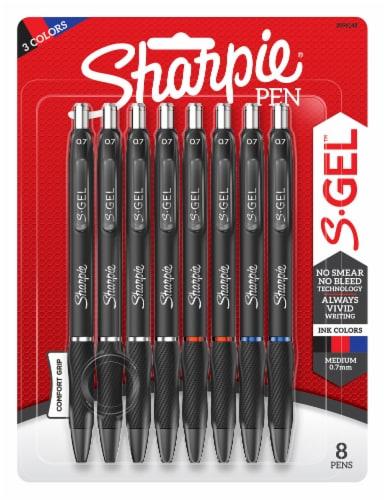 Sharpie 0.7mm Gel Pens - Assorted Perspective: front