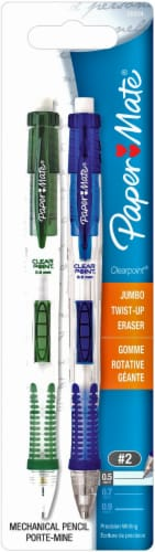 Paper Mate® Clearpoint 0.5mm Mechanical Pencil Perspective: front