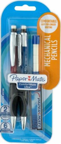Paper Mate® ComfortMate Ultra 0.7mm Mechanical Pencil Set Perspective: front
