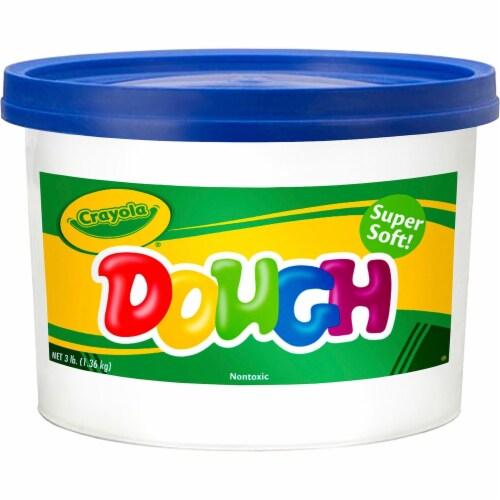 Crayola Super Soft Dough - 1 Each - Blue Perspective: front