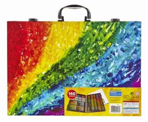 Crayola Premier Art Case Perspective: front