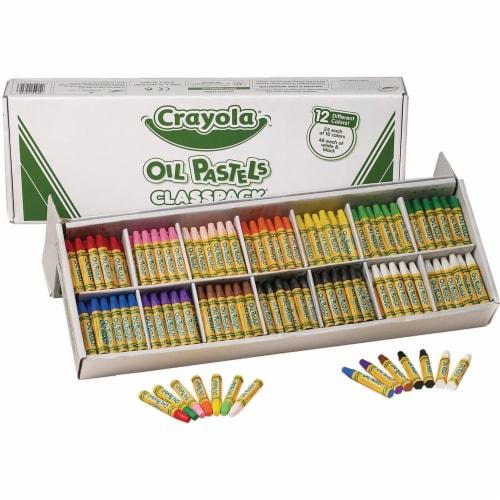 Crayola Classpack Crayon 524629 Perspective: front
