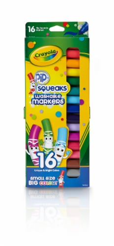 Crayola Pip-Squeaks Washable Markers Perspective: front