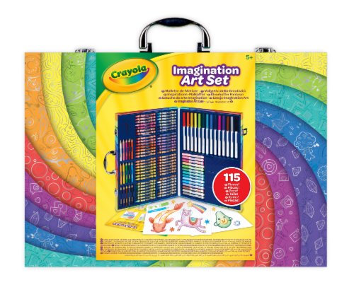 Crayola Imagination Art Set Perspective: front