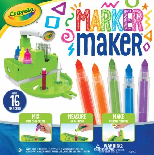Crayola Marker Maker Perspective: front