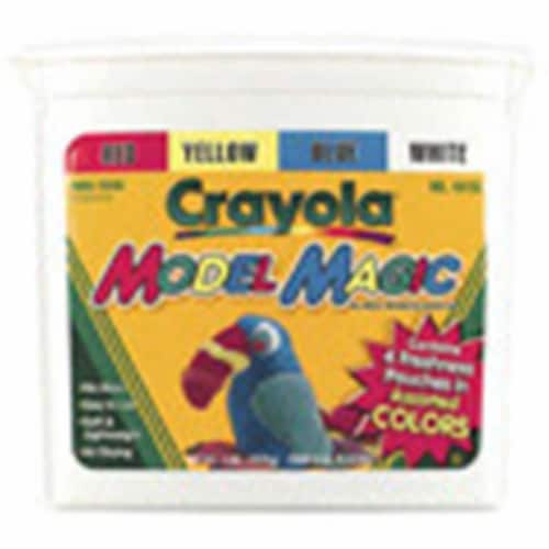 Crayola Clay,Model 2#,Ast 574415 Perspective: front