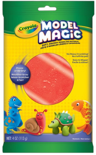 Crayola Model Magic Modeling Material - Red Perspective: front