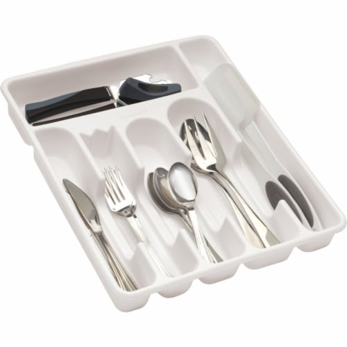 Rubbermaid Large Cutlery Tray Perspective: front