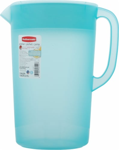 Rubbermaid Pitcher Perspective: front