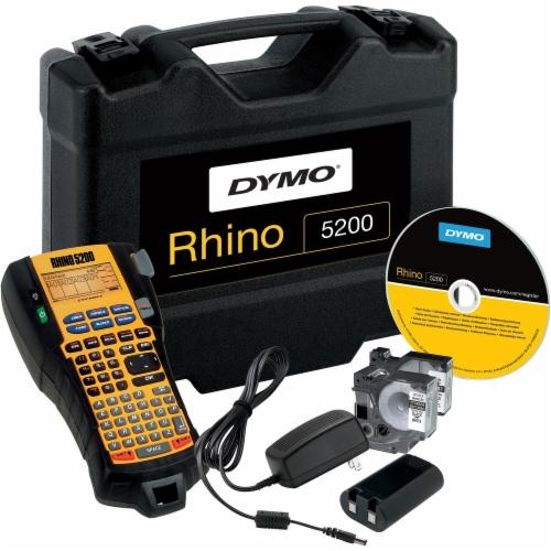 Dymo Rhino 5200 Labelmaker Kit - 1 Kit Perspective: front