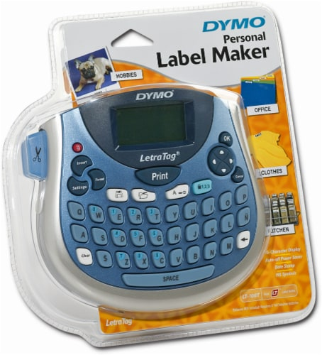 Dymo Letra Tag Plus Label Maker Perspective: front