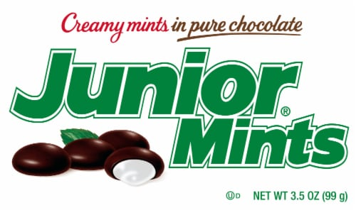 Junior Mints Theater Box Perspective: front