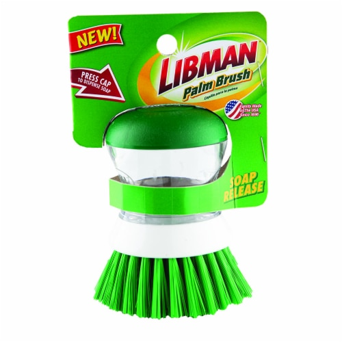 Libman® Palm Brush Perspective: front