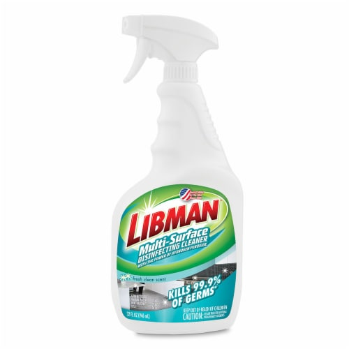 Libman® Multi-Surface Disinfecting Cleaner Perspective: front