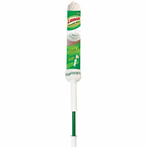Libman® Tornado Mop - Green/White Perspective: front
