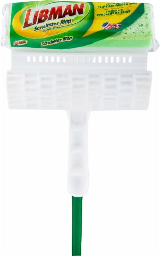 Libman® Scrubster Mop Perspective: front