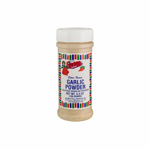 Fiesta Garlic Powder Perspective: front