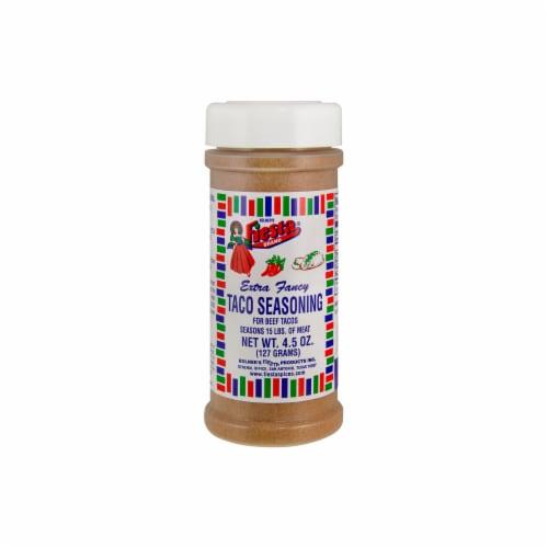 Fiesta Taco Seasoning Perspective: front