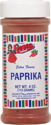 Fiesta Paprika Perspective: front