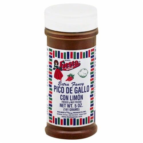 Fiesta Pico De Gallo Con Limon Seasoning Perspective: front