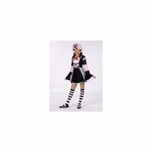 Costumes For All Occasions FW120703TE Rag Darlin  Teen 0-9 Perspective: front