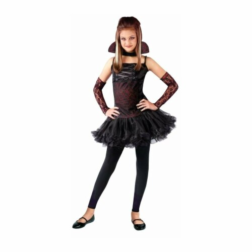 Costumes For All Occasions FW121122LG Large Vampirina Child 12-14 Perspective: front