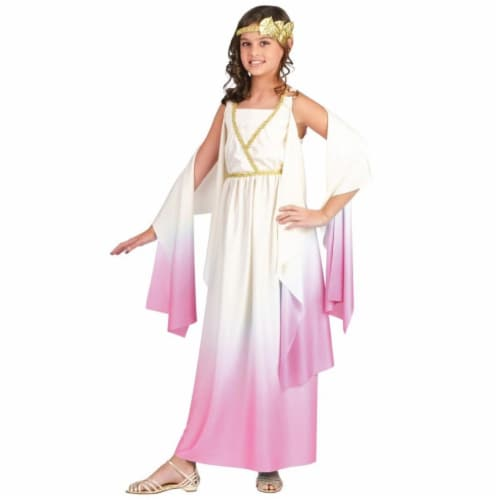 Costumes For All Occasions FW120902LG Athenus Ombre Child 12-14 - Pink Perspective: front