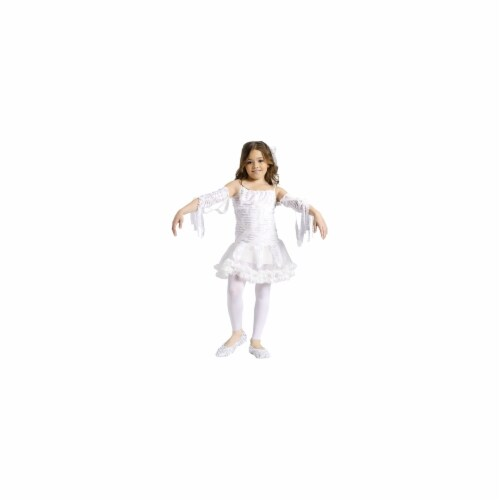 Costumes For All Occasions FW110582MD Tutu Mummy Child 8-10 Perspective: front