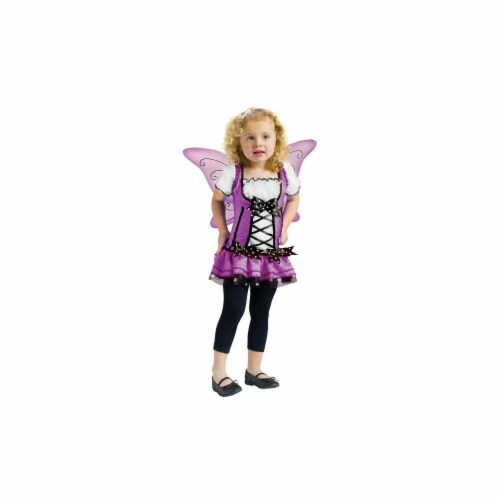 Costumes For All Occasions FW122181T Lilac Fairy Toddler 3T-4T Perspective: front