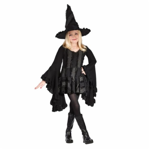 Costumes For All Occasions FW5988LG Witch Stitch 12 To 14 Perspective: front