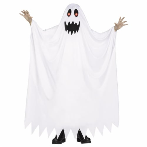 Morris Costume FW115162LG Fade In & Out Ghost Child Costume, Large Perspective: front